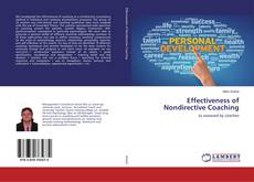 Bookcover of Effectiveness of Nondirective Coaching