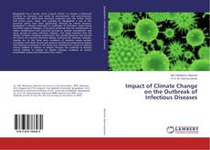 Bookcover of Impact of Climate Change on the Outbreak of Infectious Diseases