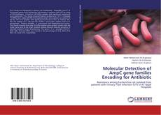 Bookcover of Molecular Detection of AmpC gene families Encoding for Antibiotic