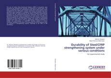 Bookcover of Durability of Steel/CFRP strengthening system under various conditions