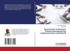 Copertina di Assessment of Business Process Reengineering Implementation and Result