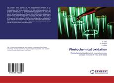 Bookcover of Photochemical oxidation