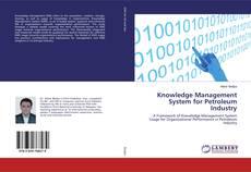 Capa do livro de Knowledge Management System for Petroleum Industry