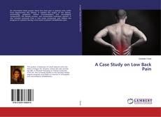 Обложка A Case Study on Low Back Pain