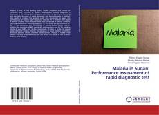 Обложка Malaria in Sudan: Performance assessment of rapid diagnostic test