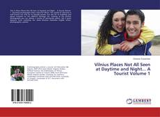 Vilnius Places Not All Seen at Daytime and Night... A Tourist Volume 1 kitap kapağı