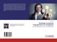 Portada del libro de Strategic Customer Engagement on Instagram