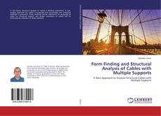 Capa do livro de Form Finding and Structural Analysis of Cables with Multiple Supports