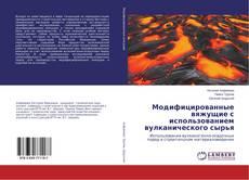 Copertina di Модифицированные вяжущие с использованием вулканического сырья