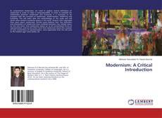 Capa do livro de Modernism: A Critical Introduction