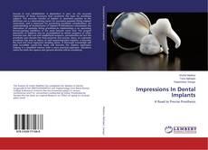 Capa do livro de Impressions In Dental Implants
