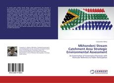 Capa do livro de Mkhondeni Stream Catchment Area Strategic Environmental Assessment