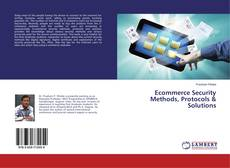 Buchcover von Ecommerce Security Methods, Protocols & Solutions