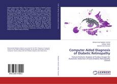 Buchcover von Computer Aided Diagnosis of Diabetic Retinopathy