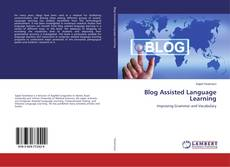 Bookcover of Blog Assisted Language Learning