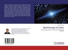 Обложка Spectroscopy of Lasers