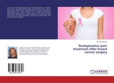Bookcover of Postoperative pain treatment after breast cancer surgery