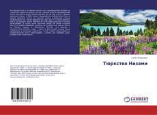 Bookcover of Тюркство Низами