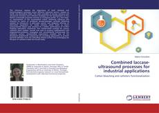 Buchcover von Combined laccase-ultrasound processes for industrial applications