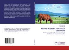 Capa do livro de Bovine fluorosis in Central East India