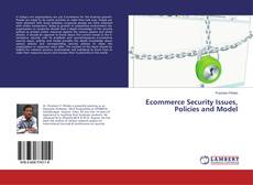 Buchcover von Ecommerce Security Issues, Policies and Model