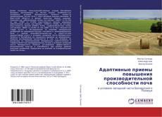 Bookcover of Адаптивные приемы повышения производительной способности почв