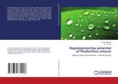 Обложка Hepatoprotective potential of Phyllanthus amarus