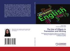 Copertina di The Use of Ellipsis in Translation and Writing
