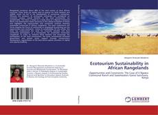 Couverture de Ecotourism Sustainability in African Rangelands