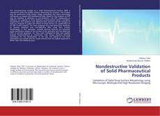 Обложка Nondestructive Validation of Solid Pharmaceutical Products