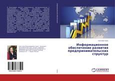 Borítókép a  Информационное обеспечение развития предпринимательских структур - hoz