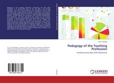 Bookcover of Pedagogy of the Teaching Profession