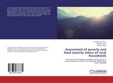 Bookcover of Assessment of poverty and food security status of rural households