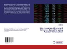 Couverture de Non-response Adjustment In Survey Sampling Using Auxiliary Information