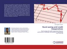 Bookcover of Rural saving and credit Cooperatives