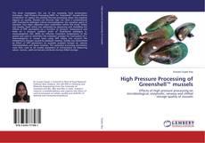 Portada del libro de High Pressure Processing of Greenshell™ mussels
