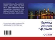 Bookcover of Методика и результаты управления финансовой устойчивостью предприятия