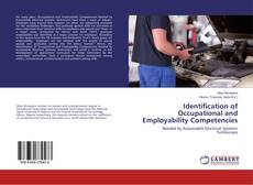Couverture de Identification of Occupational and Employability Competencies