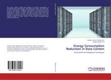 Capa do livro de Energy Consumption Reduction in Data Centers