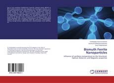 Bookcover of Bismuth Ferrite Nanoparticles