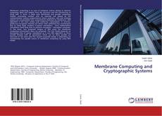 Обложка Membrane Computing and Cryptographic Systems