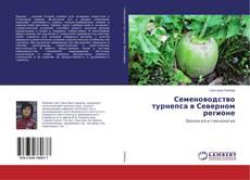 Bookcover of Семеноводство турнепса в Северном регионе
