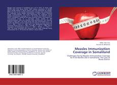 Buchcover von Measles Immunization Coverage in Somaliland