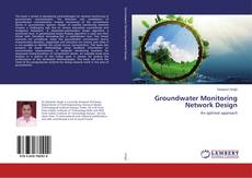 Bookcover of Groundwater Monitoring Network Design
