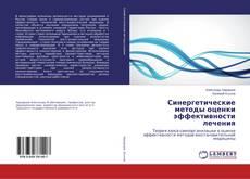 Обложка Синергетические методы оценки эффективности лечения