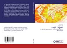 Buchcover von Legal English