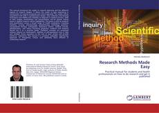 Copertina di Research Methods Made Easy