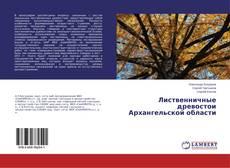 Лиственничные древостои Архангельской области的封面