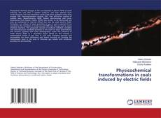 Bookcover of Physicochemical transformations in coals induced by electric fields