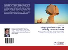 Bookcover of Geographical concepts of primary school students